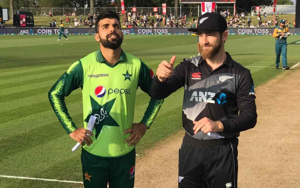 Pakistan opt to bowl first against New Zealand in 3rd T20I