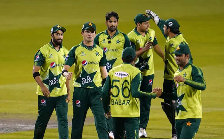 Pakistan Announce 15-Men Squad For The 1st T20I vs New Zealand