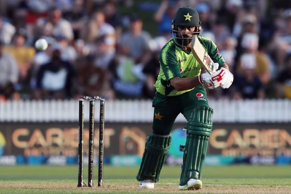 NZ vs PAK, 2nd T20: Pakistan set a target of 164 runs against New Zealand