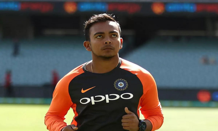 AUS vs IND: Prithvi Shaw shared an emotional post after getting troll for his batting