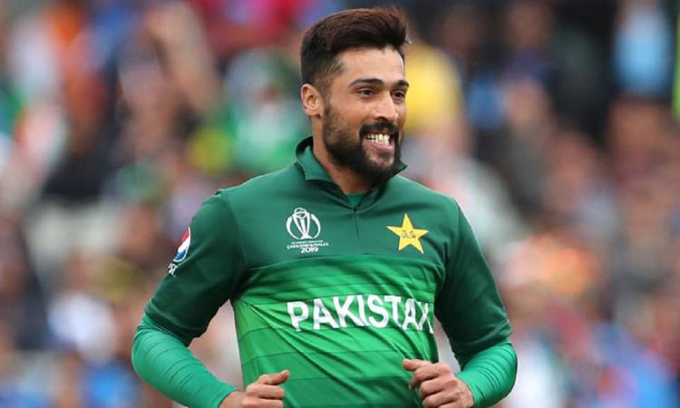 Ramiz Raja reacts after Mohammad Amir announcing retirement