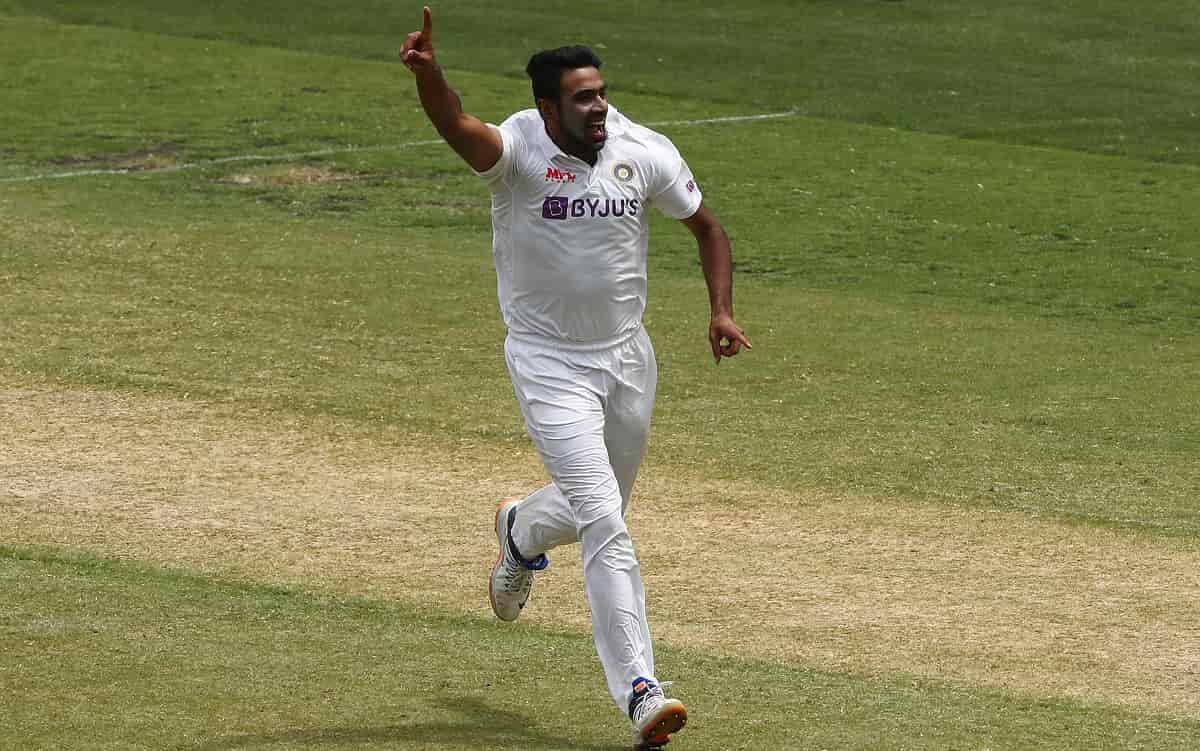Ravichandran Ashwin creates new world record in India vs Australia,beats Muttiah Muralitharan's mark