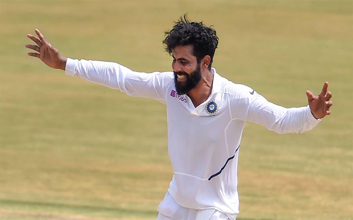 Ravindra Jadeja would have to replace Hanuma Vihari for Indias second Test against Australia
