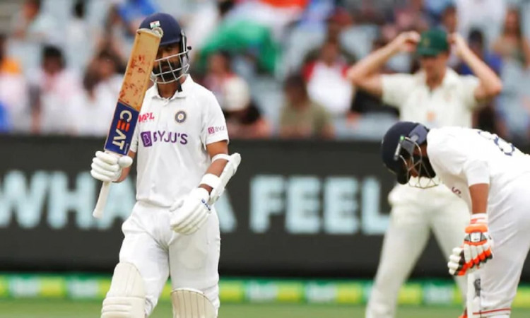 AUS vs IND: Records made by Ajinkya Rahane with the ton At MCG