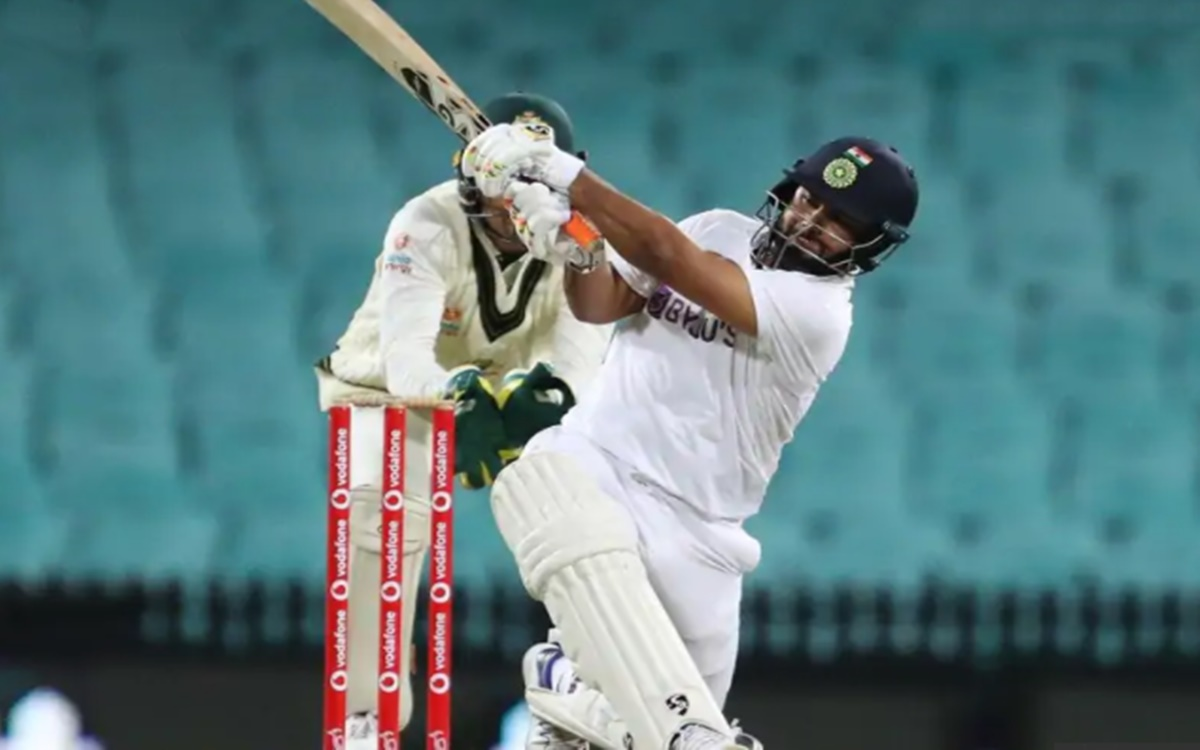 IND V AUS 2020 Rishabh Pant talks about the reason behind his century at Sydney in hindi
