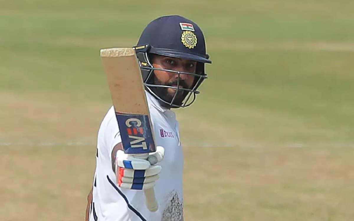 Indian batsman Rohit Sharma Reaches Australia for 2020–21 Test Series