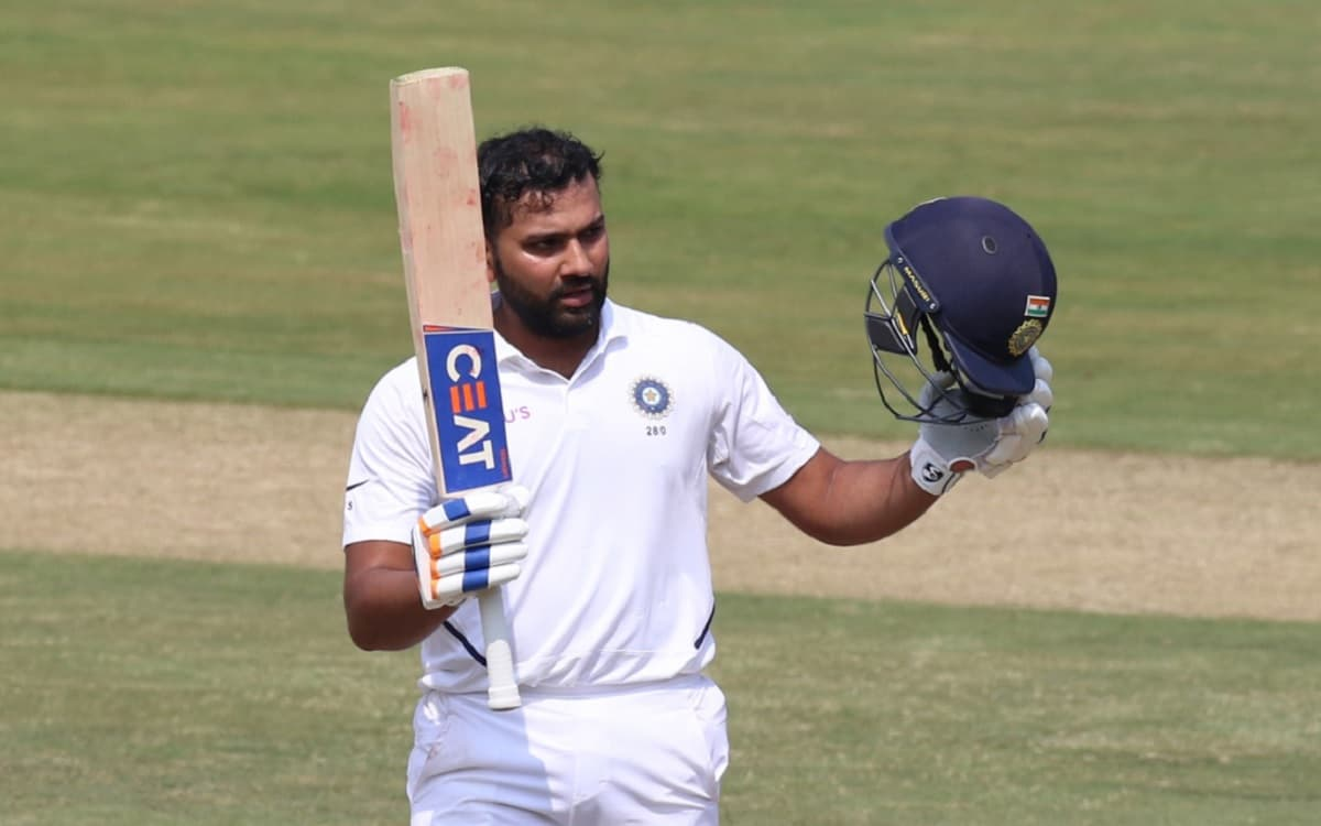 Hitman Rohit Sharma resumes training after arrival in Melbourne
