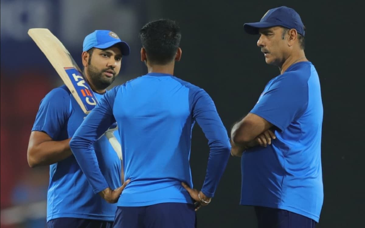 Rohit Sharma to join team, but place in India XI not guaranteed says coach Ravi Shastri