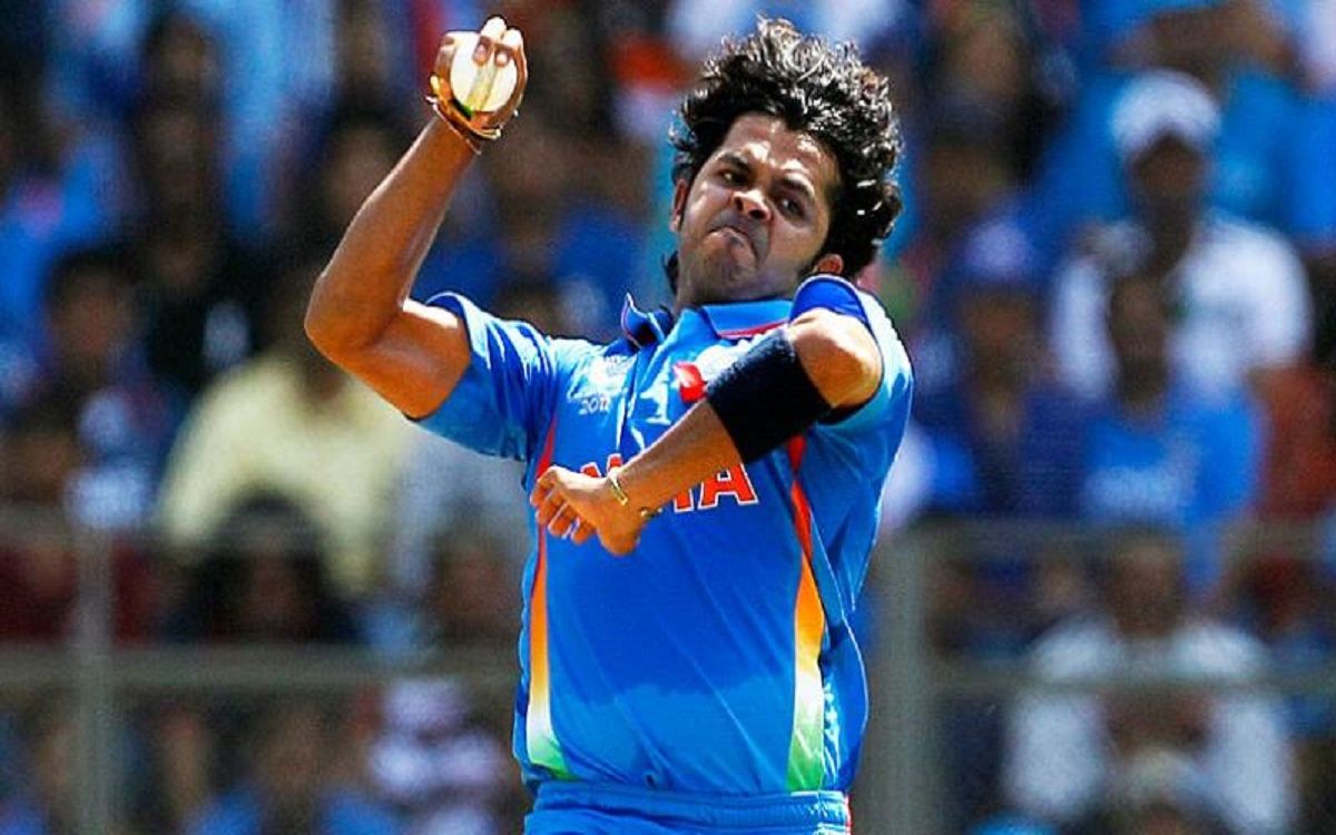 cricket image for S Sreesanth at the age of 37 aims to represent India in 2023 World Cup