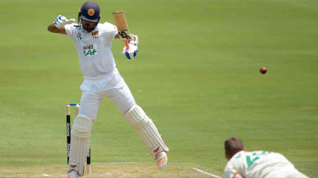 Sri Lanka vs South Africa Centurion test