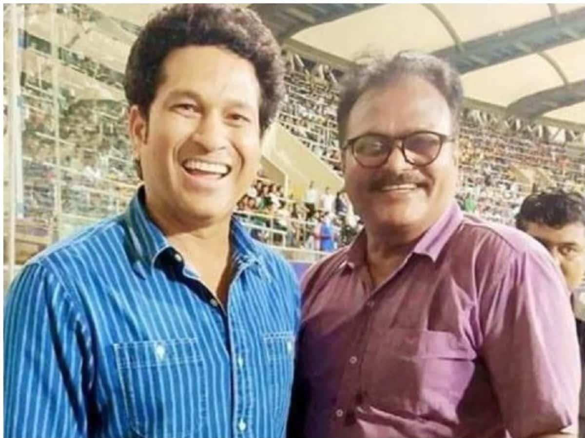 Sachin Tendulkar Friend Vijay Shirke died due to corona