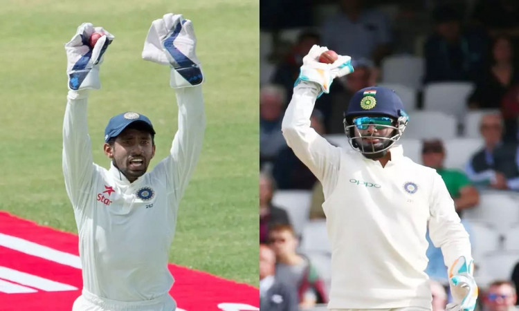 AUS vs IND: Why Wriddhiman Saha is selected over Rishabh Pant for first Test? MSK Prasad gives a cle