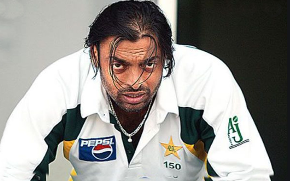 Shoaib Akhtar slams ICCfor not including Pakistan players in ICC Mens T20 Team of the decade