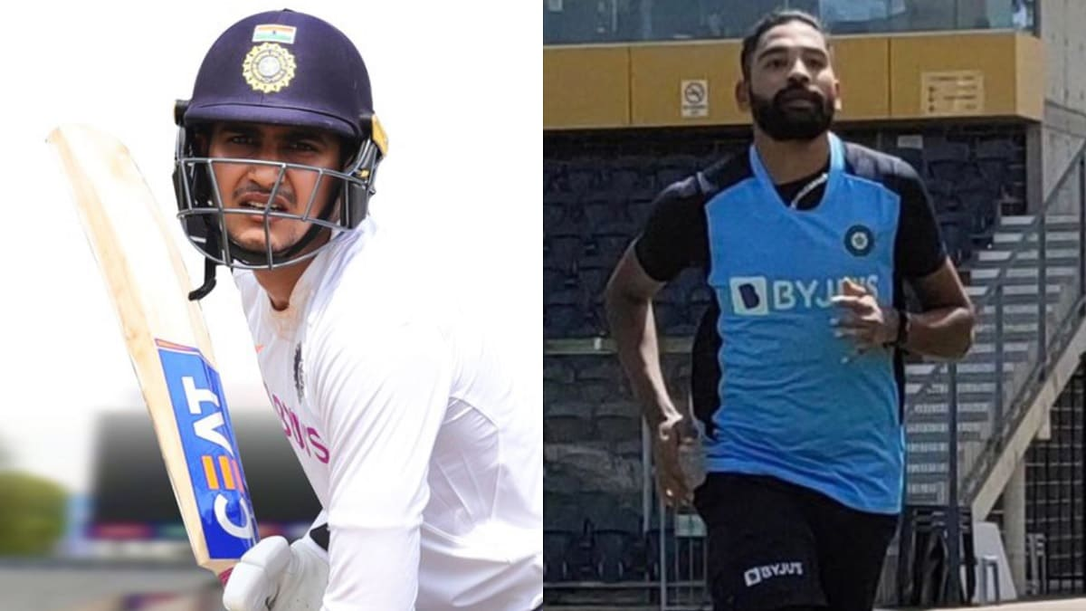 AUS vs IND: Indian Team Announced Its Playing XI For The Boxing Day Test, Shubman Gill And Siraj Wil