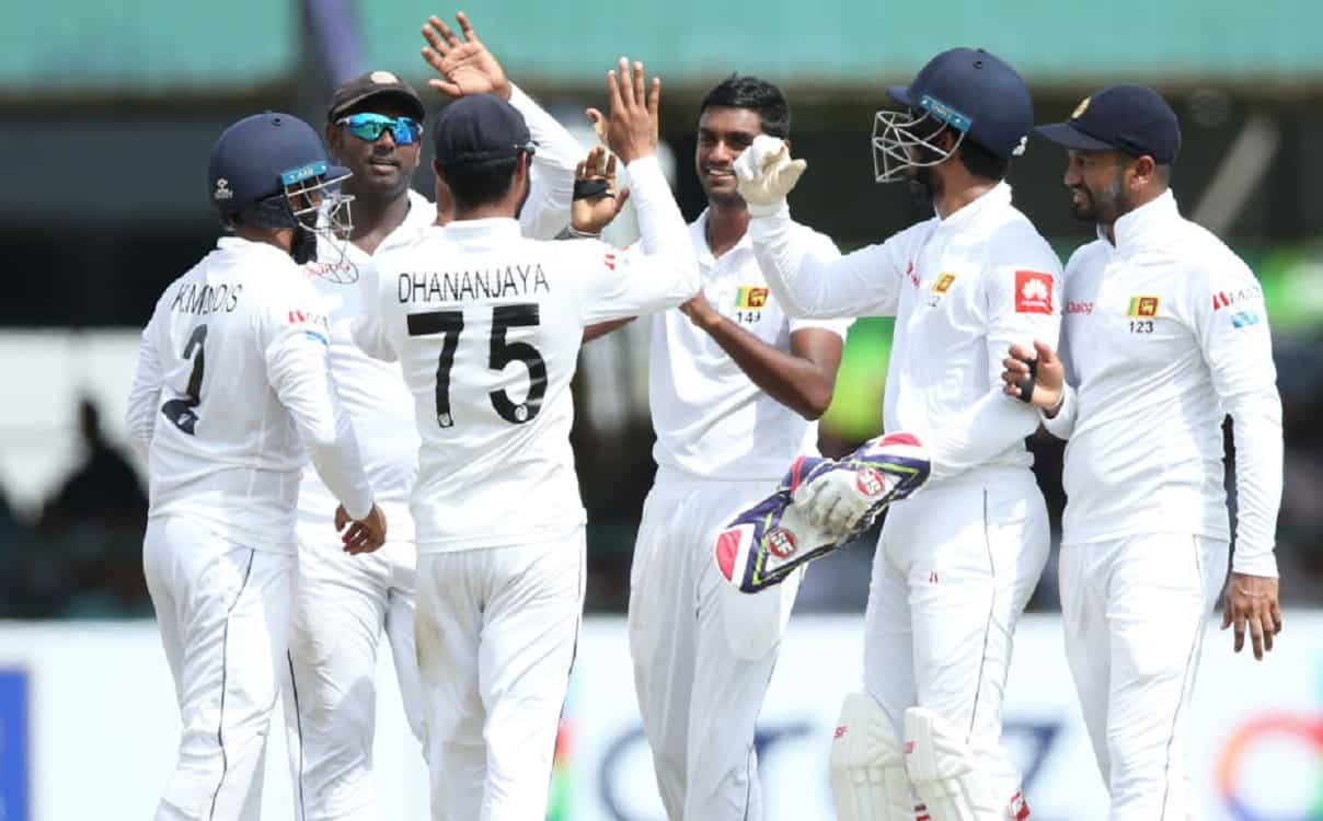 Sri Lanka Test squad for series against South Africa and England