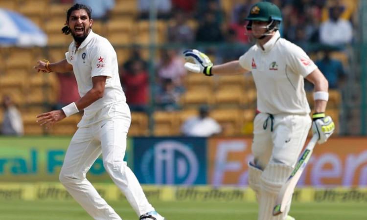 स्टीव स्मिथ ने कहा, टेस्ट सीरीज में इशांत शर्मा का ना होना टीम इंडिया का सबसे बड़ा नुकसान
