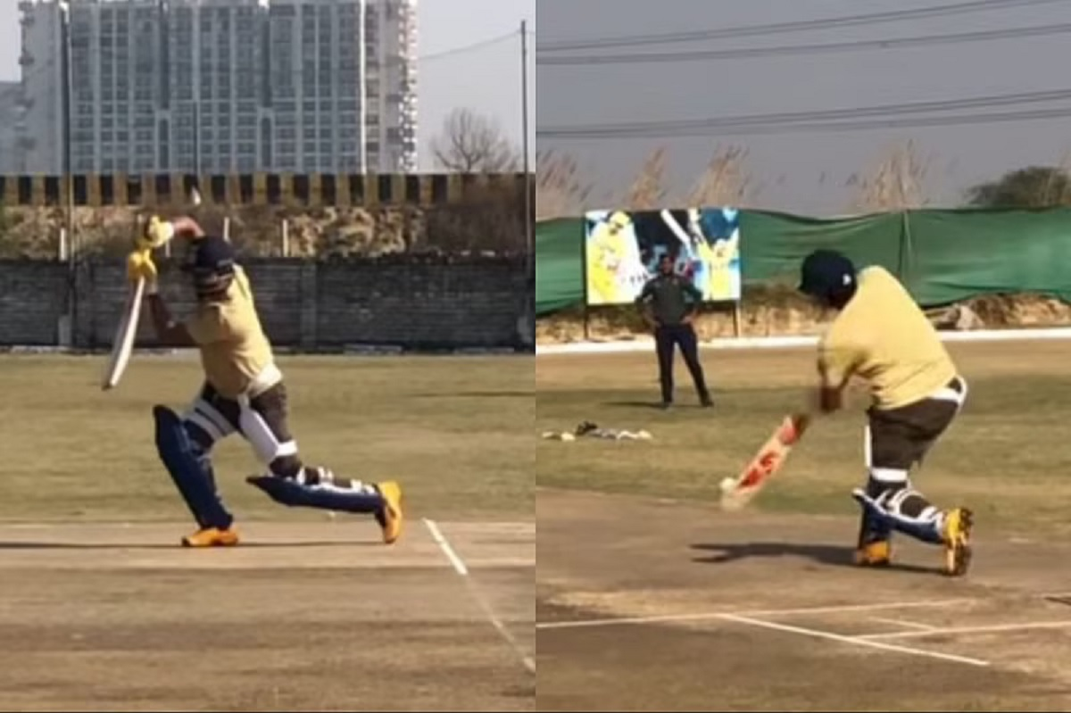 Syed Mushtaq Ali T20 Trophy: Suresh Raina plays trademark shots in UP net session, watch video