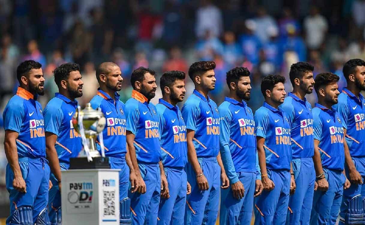 VIRAT KOHLI is the ICC Men's ODI Cricketer of the Decade