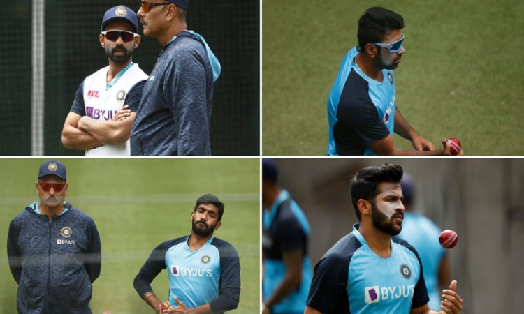AUS vs IND: Team India started training for the boxing day test match in Melbourne