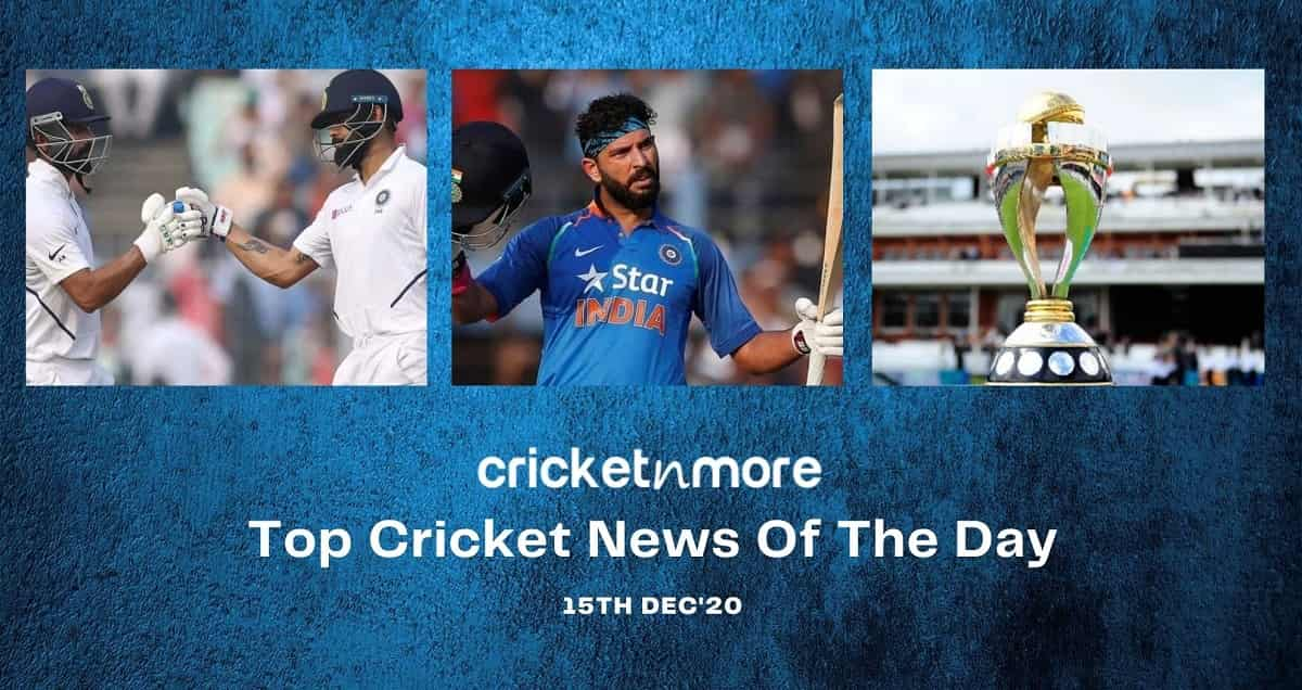 Top Cricket News Of The Day 15th Dec