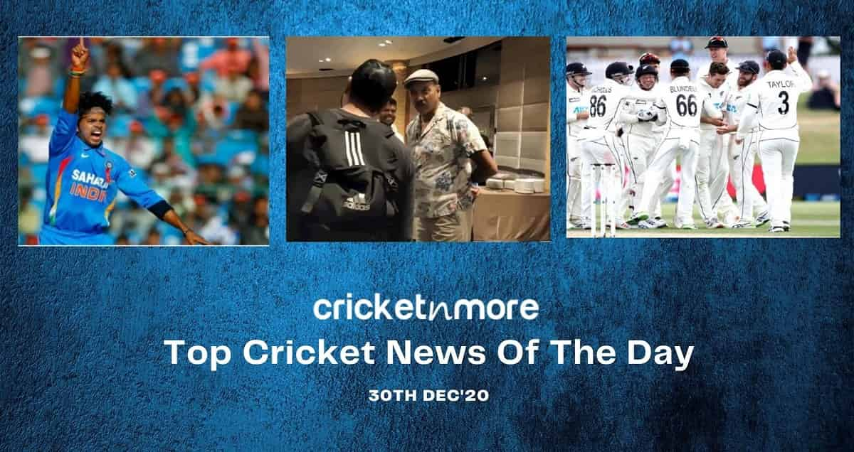 Top Cricket News Of The Day 30th Dec