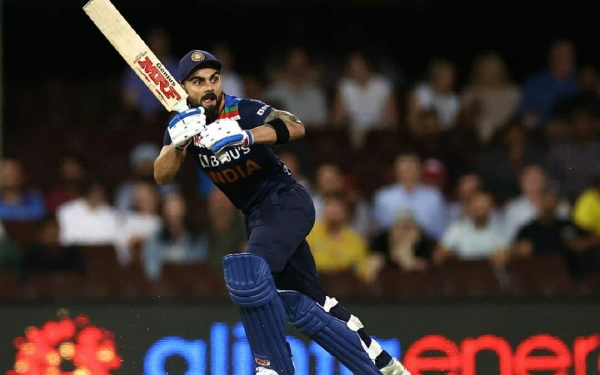Virat kohli need one more six to complete 300 t20 sixes