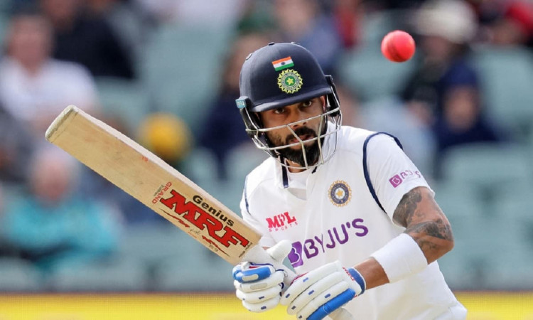 Virat Kohli wins the Sir Garfield Sobers Award for ICC Male Cricketer of the Decade