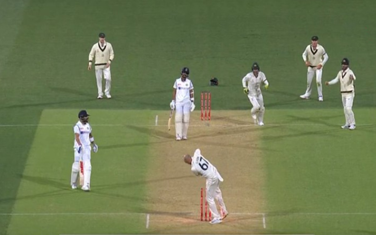 India vs Australia Virat Kohli first innings run out was a game changer of the match
