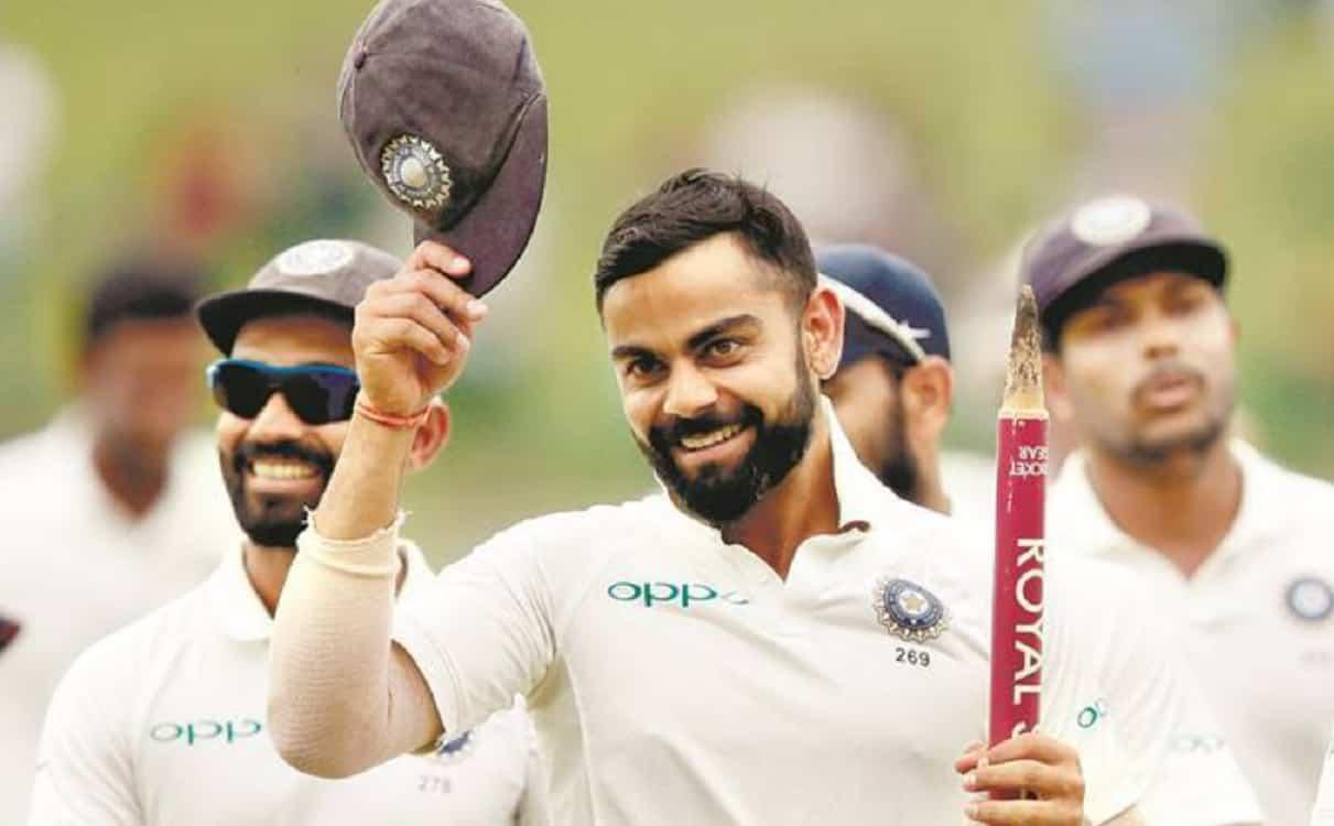 Virat Kohli named captain in ICC Men's Test Team of the Decade