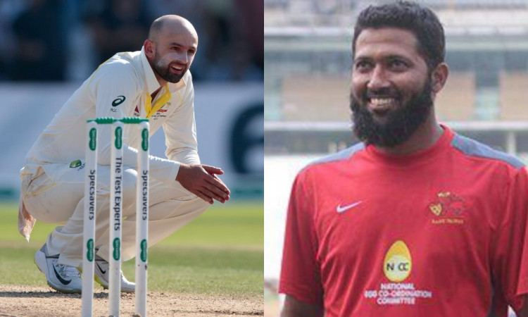 Wasim Jaffer trolls nathan lyon for saying he is ready for test series with the new mystery ball