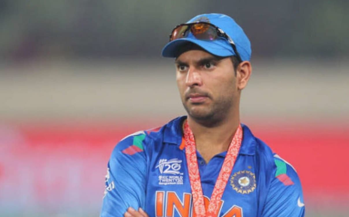 Former Cricketer Yuvraj Singh Distances From Father's Remarks On Protests