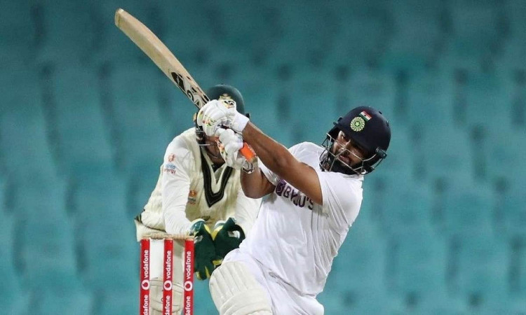 Image of Cricketer Rishabh Pant