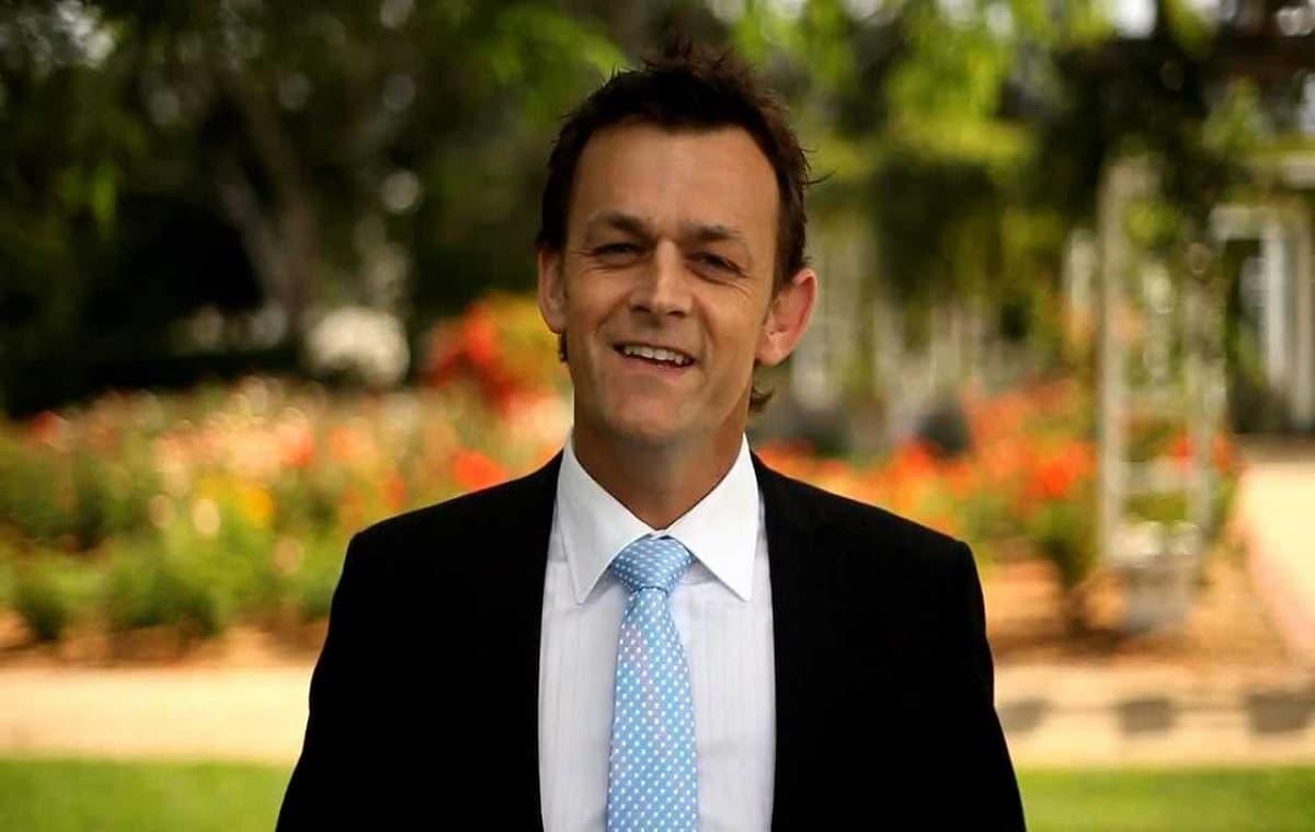 Image of Cricketer Adam Gilchrist