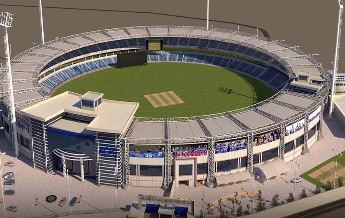 Image of Cricket Stadium