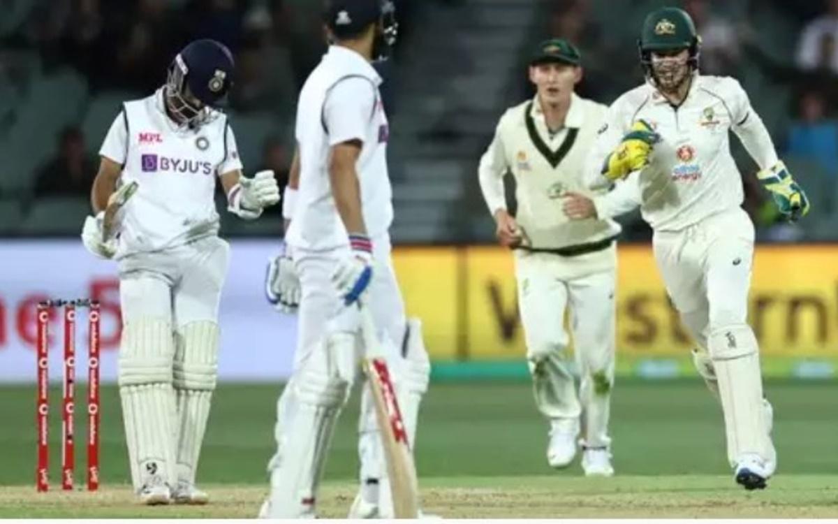 Ind vs Aus ajinkya Rahane gets trolled by users after he runouts virat kohli
