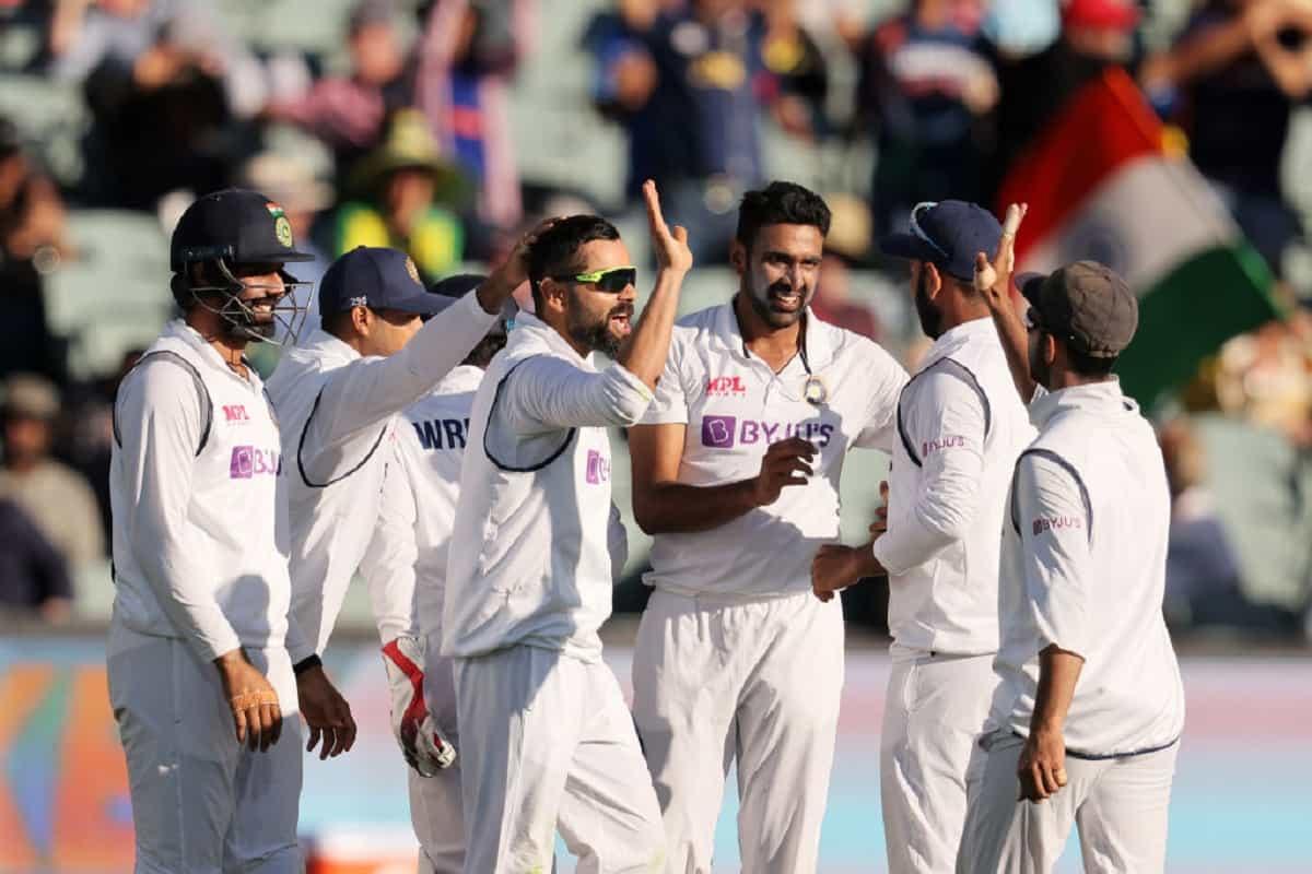 Image of Cricketer Ravichandran Ashwin