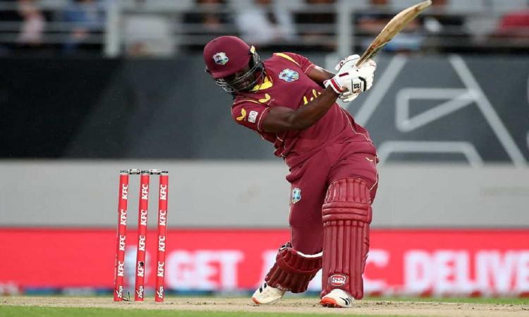 Image of Zimbabwe Cricketer Andre Fletcher