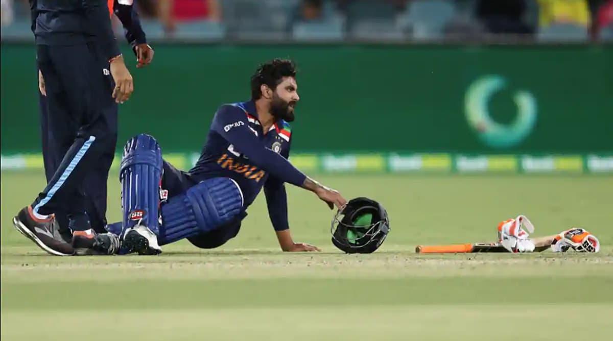 image for cricket ravindra jadeja concussion substitute
