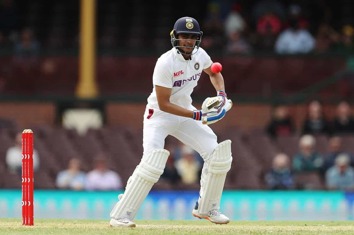 image for cricket shubman gill debut