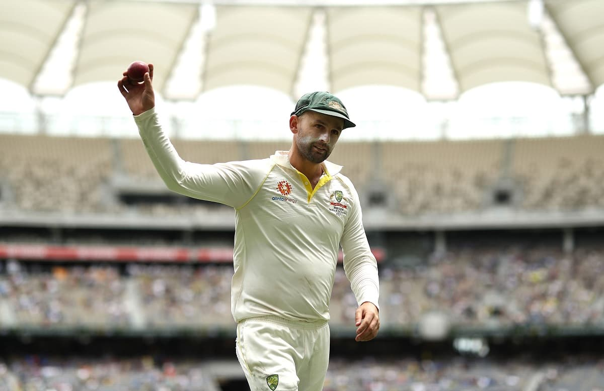 image for cricket nathan lyon near 400 wickets