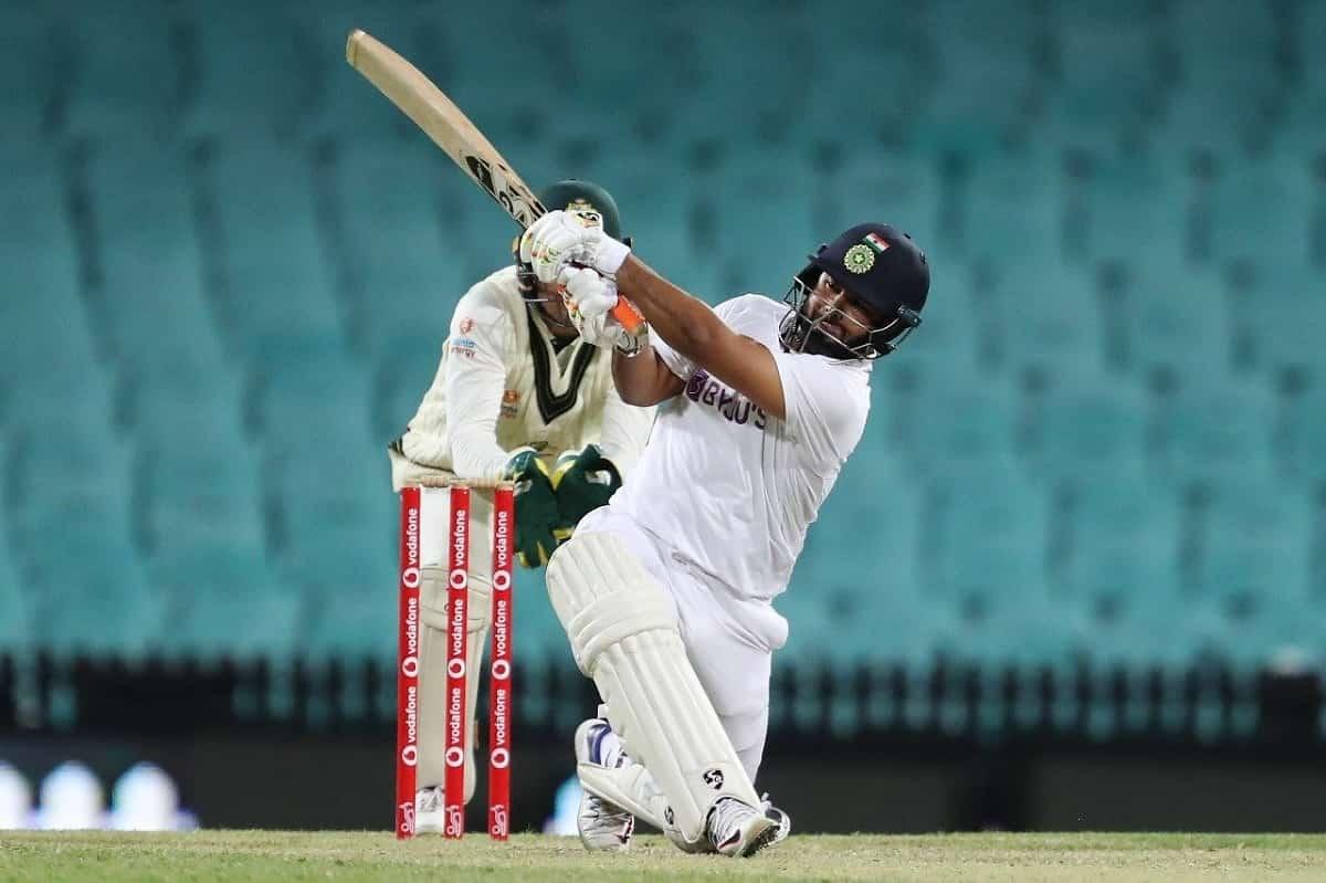 image for cricket rishabh pant century against australia a