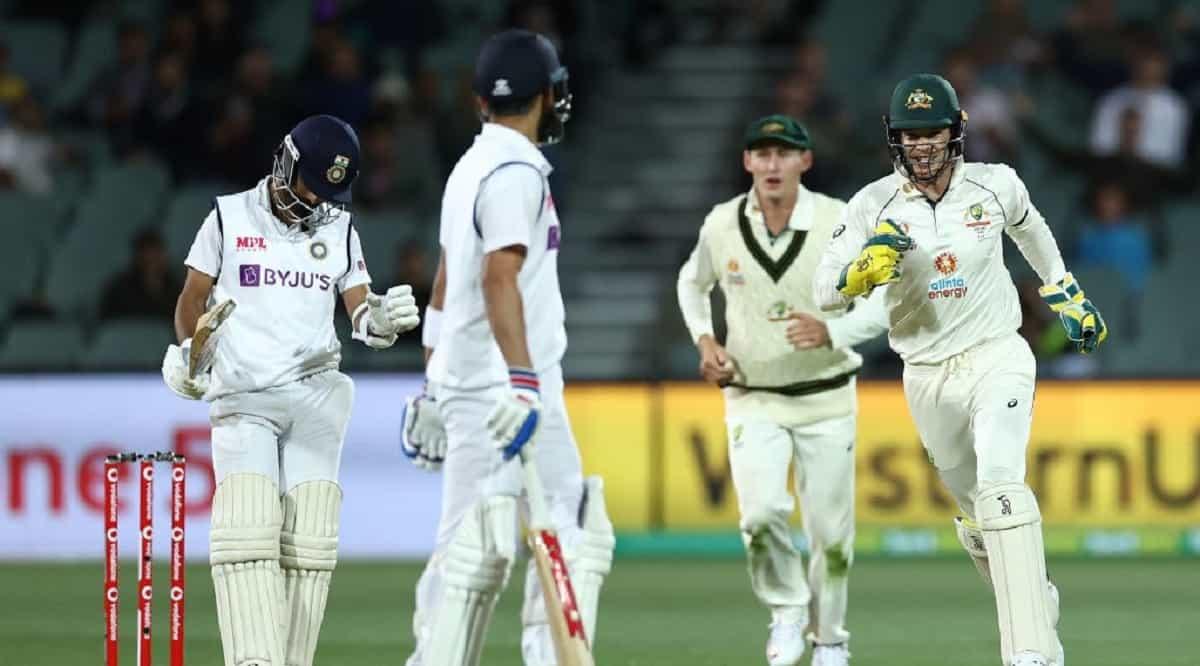 image for cricket virat kohli's dismissal triggers collapse
