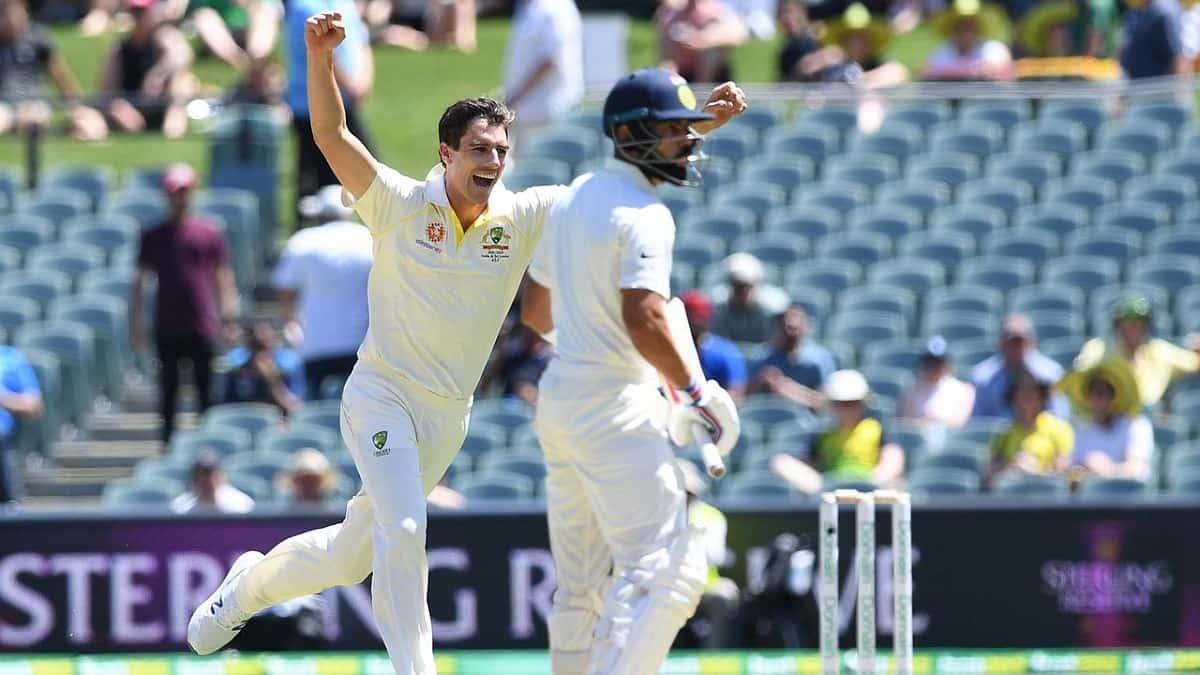 image for cricket pat cummins and virat kohli rivalry