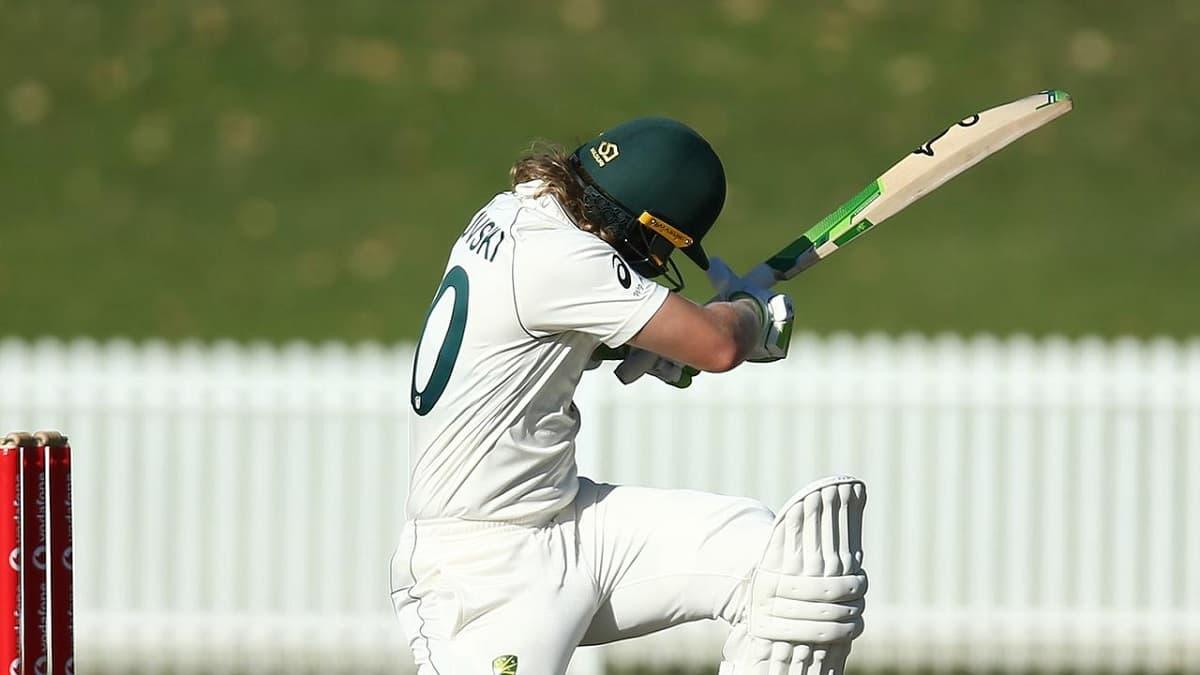 image for cricket gavaskar warns will pucovski