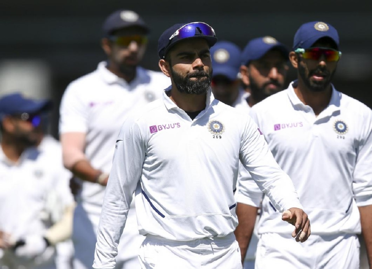 image for cricket india chooses playing xi for pink ball test