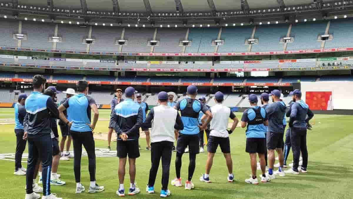 image for cricket india cricket team in melbourne cricket ground