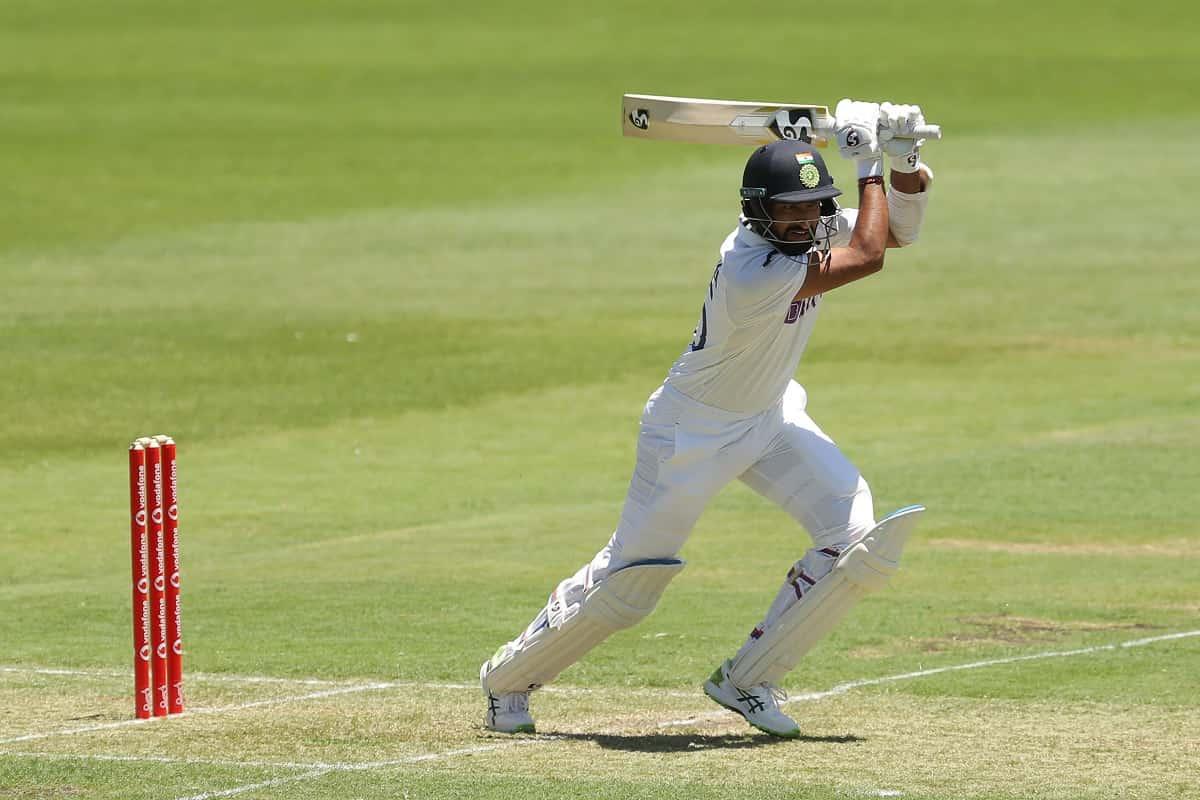 image for cricket cheteshwar pujara against australia a