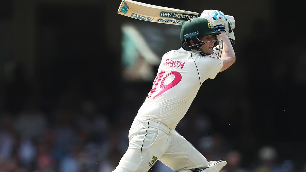 image for cricket steve smith sydney cricket ground