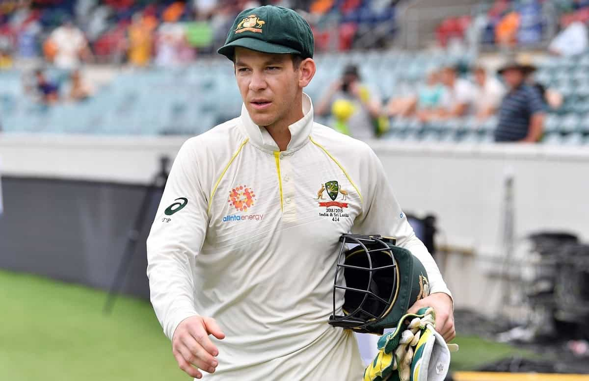 image for cricket tim paine on captaincy