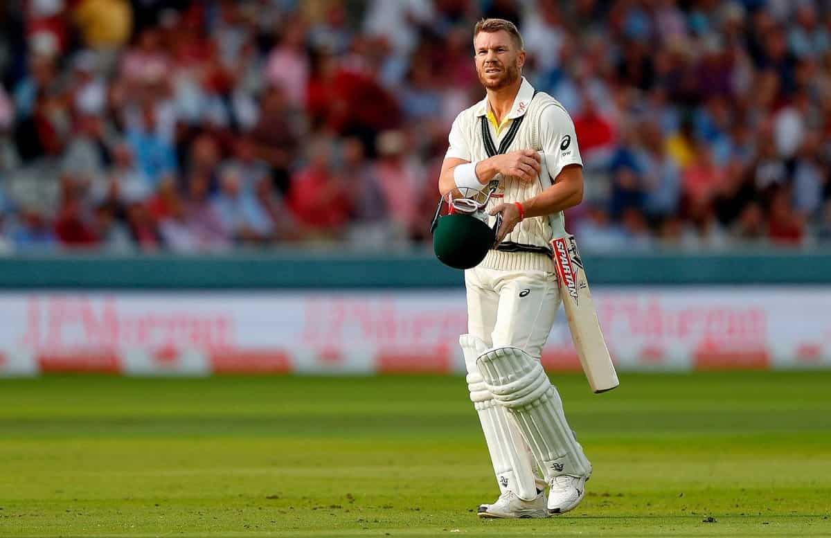 image for cricket david warner ruled out of 2nd test
